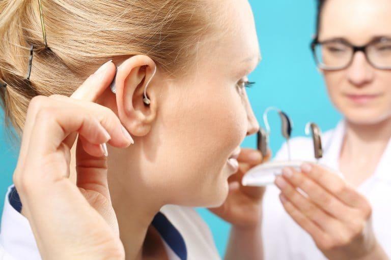 hearing aid legislation passed bipartisan