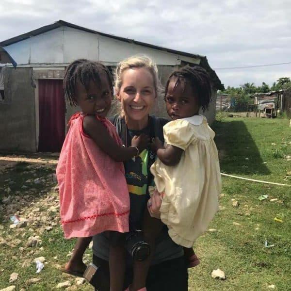 Amie Fussell Haiti Dental Trip
